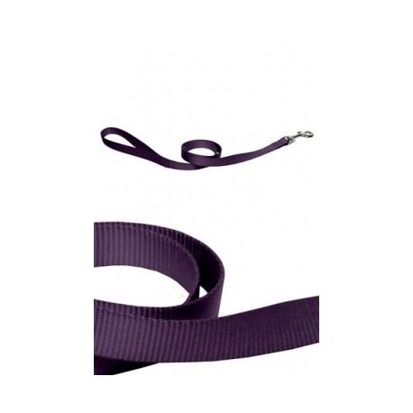 Correa nylon 10mmx120cm, violeta