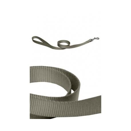 Correa nylon 10mmx120cm, gris