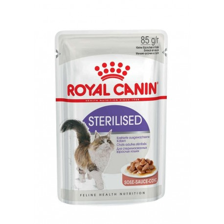 Royal Canin Feline Sterilised gravy (12x85 gr)