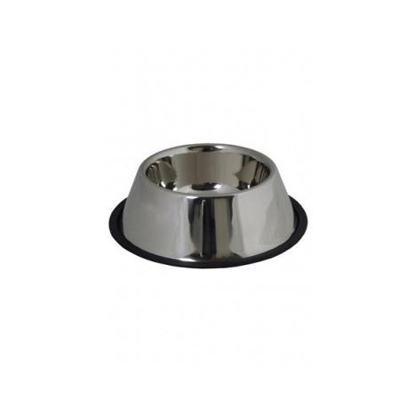 Comedero acero antidesl Cocker 25cm- 0,90 l