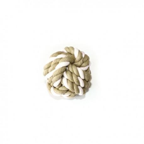 Natural Pelota de cuerda tricolor