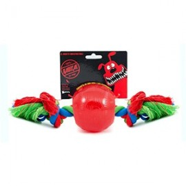 Radical Rojo Bola con Cuerda M