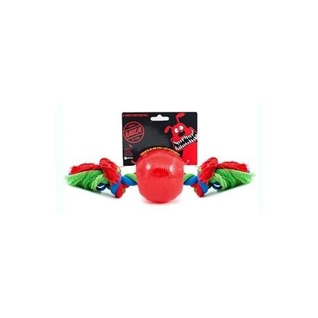 Radical Rojo Bola con Cuerda L
