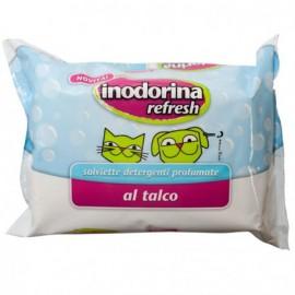 Inodorina Toallitas Refresh Talco 40Ud