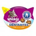 Whiskas Dentabites con pollo 40gr (x8)