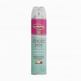 Inodorina spray desodorant musgo blanco
