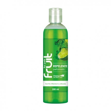 Fruit for Pets Champu repelente