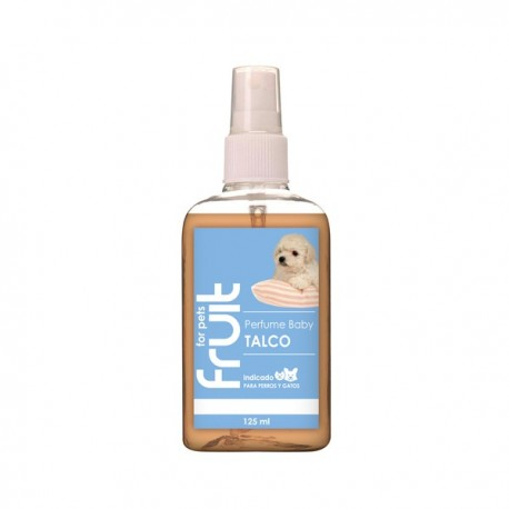Fruit for Pets Perfume Talco Baby