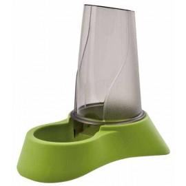 Tolva plástico verde 0´65L