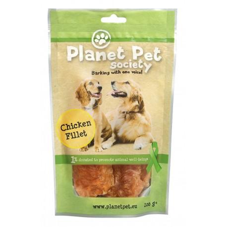 Planet Pet Snack Filetes de Pollo