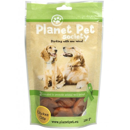 Planet Pet Chip de pollo