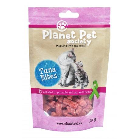 Planet Pet Snack Gato bites atun