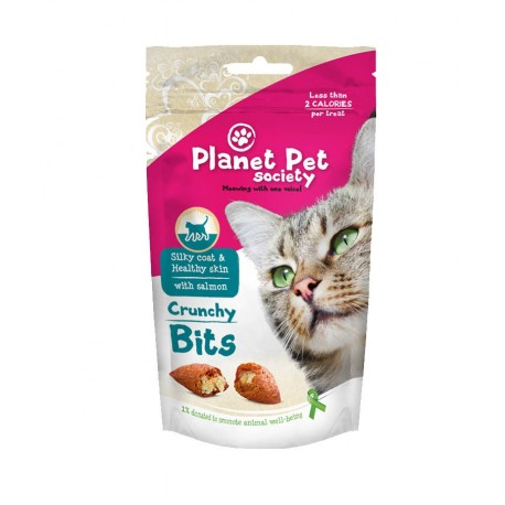 Planet Pet Gato Bits pelo y piel