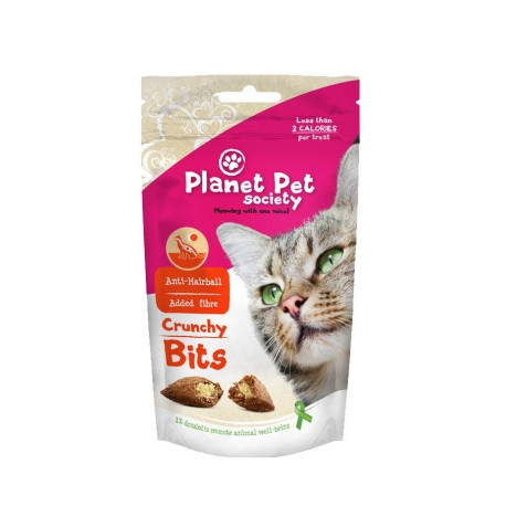 Planet Pet Gato Bits anti Hairball