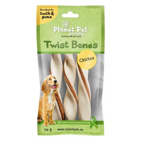 Planet Pet Rollito Dental Pollo 3uds.
