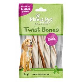 Planet Pet Rollito Dental Pato 5 uds.