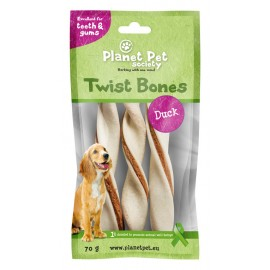 Planet Pet rollito Dental Pato 3uds.