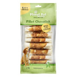 Planet Pet rollito prensado pollo 13cm