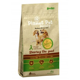 Planet Pet Adulto Pollo y Arroz