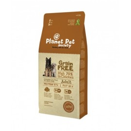 Planet Pet Grain Free Pollo y Patatas