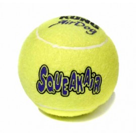 Kong Air Squeaker Ball Bulk Large