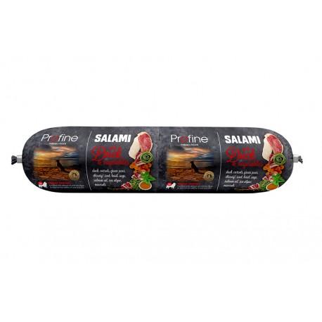 Profine salchicha con pato 800 grs