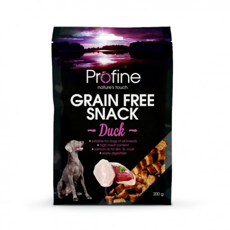 Profine Grain Free Snack Duck