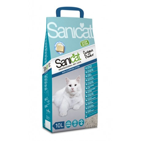 Sanicat oxygen power 10 litros