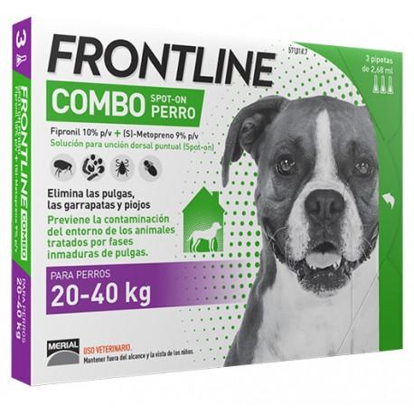 Frontline Spot Combo 20-40 kg (3P)