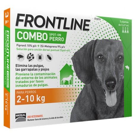 Frontline Spot Combo 2-10 kg (3P)
