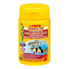 Sera Plankton Tabs 100 ml (65 g)