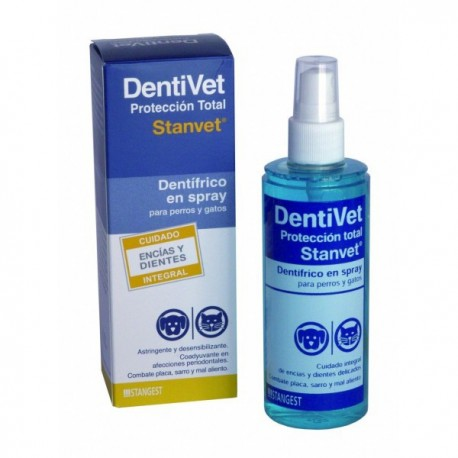Stangest Dentivet Protección Total 125 Ml