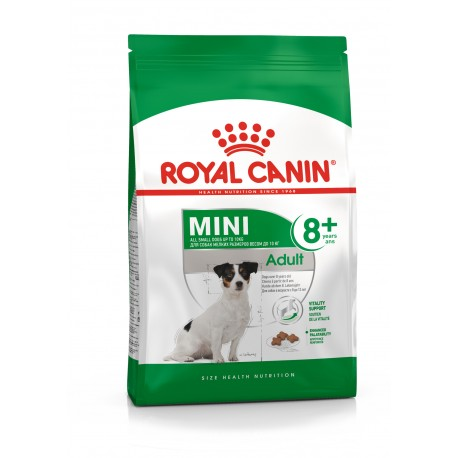 Royal Canin Mini Adult 8+ years