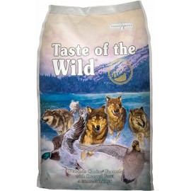 Taste of the wild Wetlands perros