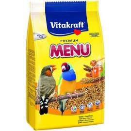 Vitakraft Pájaros exóticos 500 gramos
