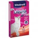 Vitakraft Cat Liquid Snack Ternera 6uds