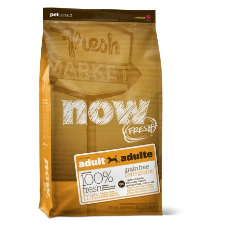 Now Grain Free Adult  Dog