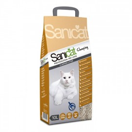 Sanicat 10l.Clumping (Aglomerante)