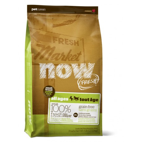 Now Grain Free Adult Small Breed Dog