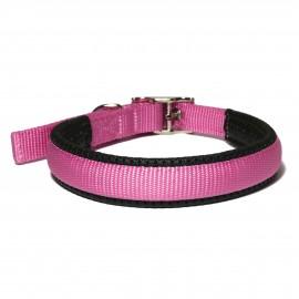 Rosewood Collar nylon neopreno hebilla rosa