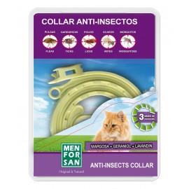 Menforsan Collar Antiinsecto Margosa Gato