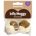 Rosewood Gato Jolly Moggy 2 pelotas sisal catnip