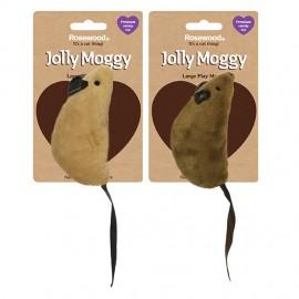 Rosewood Gato Jolly Moggy ratón grande