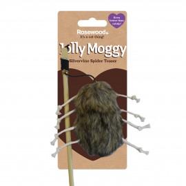Rosewood Gato Jolly Moggy caña araña pelo