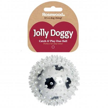 Rosewood Jolly Doggy pelota futbol pinchos