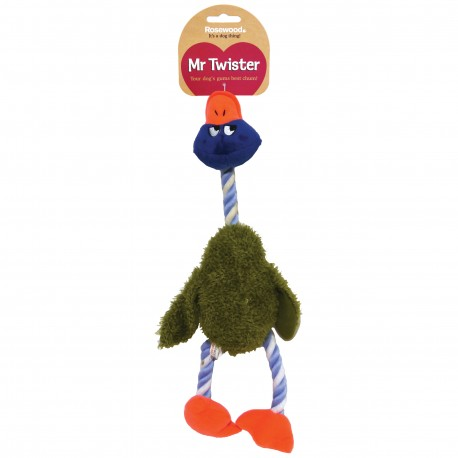 Rosewood Mr Twister pato Delia