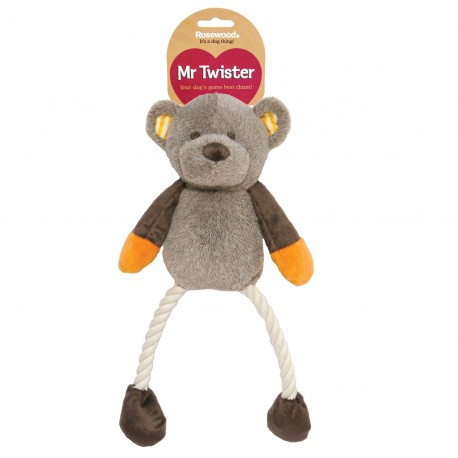 Rosewood Mr Twister oso Teddy