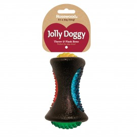 Rosewood Jolly Doggy hueso luz impacto