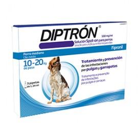 Pipetas Diptron Spot ON