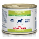 Diet Canine Wet Diabetic Spe Low Carb12x195gr